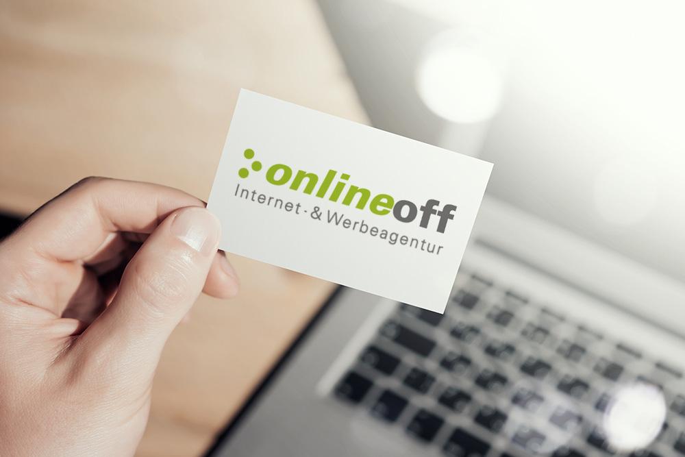 Professionelle Visitenkarten Agentur Günzburg Onlineoff